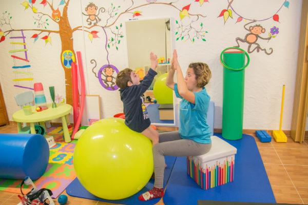 Fisioterapia según el concepto Bobath